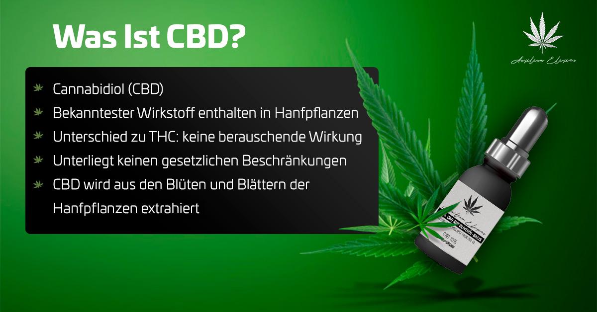 Was ist CBD
